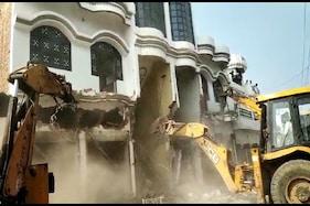 یو پی: عتیق احمد کے قریبی آصف درانی کے عالی شان مکان کو کیا گیا مندہم