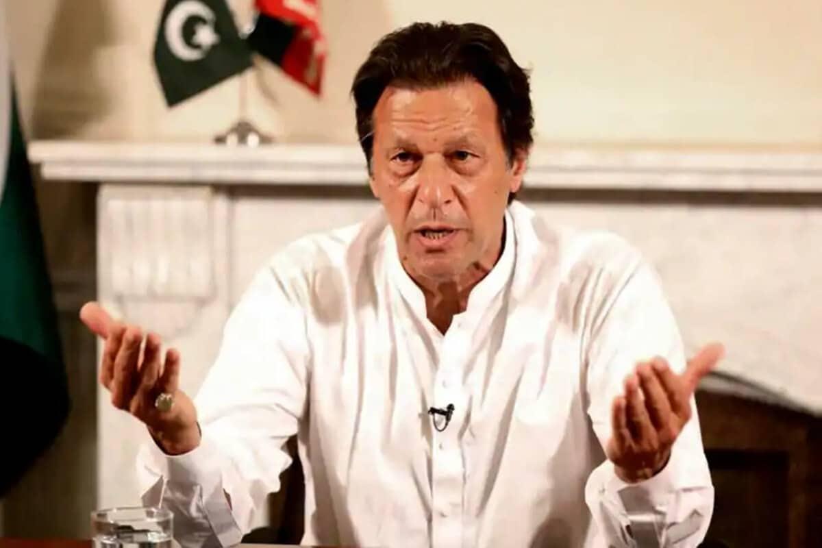پاکستانی وزیر اعظم عمران خان