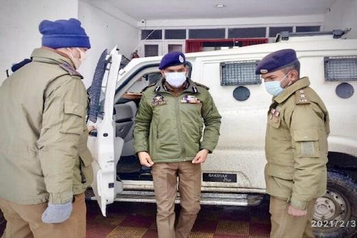 دہشت گردانہ سرگرمیوں پر نگاہ رکھنے کے لئے آئی جی پی کشمیر وجے کمار کی پولس افسران کو سخت ہدایت