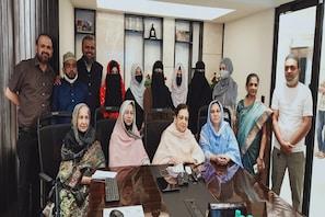 بنگلورو:  بزم نسواں نے مسلم لڑکیوں میں ایک کروڑ 20 لاکھ روپئے کی اسکالرشپ تقسیم کی