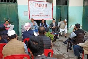 میرٹھ : ڈسٹرکٹ کونسل اسٹرکچر کے ذریعہ مسلم سماج کو ترقی کے دھارا میں شامل کرنے کی کوشش