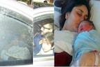 اسپتال سے گھر پہنچیں کرینہ کپور خان، سیف کے دوسرے بیٹے کی پہلی جھلک آئی سامنے: تصویریں