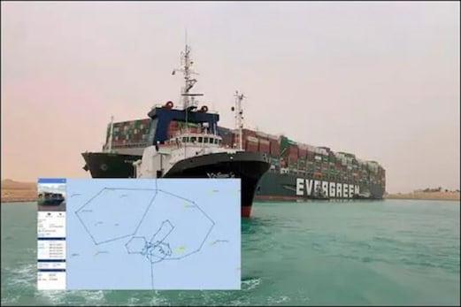 Suez Canal Blocked: سویز نہر میں پھنسے جہاز کو اونچی سمندری لہروں کی مدد سے نکالنے کا منصوبہ