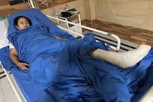 ممتا بنرجی کی جانچ میں ملی سنگین چوٹیں، سانس پھولنے اور سینے میں درد کی شکایت