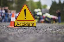 اترپردیش: کانپور میں بھیانک سڑک حادثہ میں ٹرالی الٹ گئی ، 6افرادکی موت، متعدد رخمی