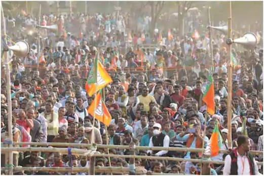 بنگال بی جے پی میں ٹکٹ کی تقسیم پر ہنگامہ ، پارٹی نے لیڈروں کو فورا بلایا دہلی ، کل میٹنگ