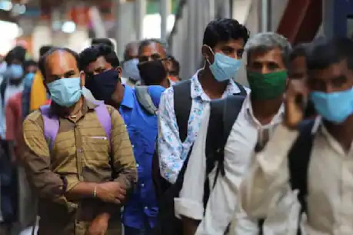 COVID-19 in India: ملک میں اکتوبر 2020 کے بعد آئے سب سے زیادہ کورونا کیسز