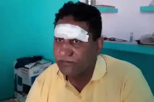 مرادآباد : ڈی جے بند کرانے سے ناراض دبنگوں نے سب انسپکٹر اور کونسلر کی جم کر پٹائی کی ، چار گرفتار