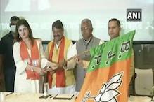 West Bengal Elections 2021: اداکارہ سرونتی بی جے پی میں شامل