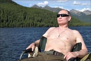 ملک کے سب سے سیکسی مرد قرار دئے گئے روسی صدر ولادیمیر پوتن، سروے میں ہوا انکشاف