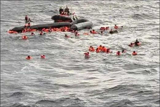 بھیانک حادثہ! انڈونیشیا میں مال بردار جہاز، اور کشتی میں تصادم،  17 افراد لاپتہ