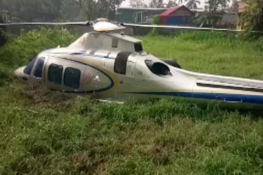 بڑی خبر! کیرالہ میں لولو گروپ کے سربراہ ایم اے یوسف علی کو لے جارہا ہیلی کاپٹر کریش، بیوی سمیت7 لوگ تھے سوار