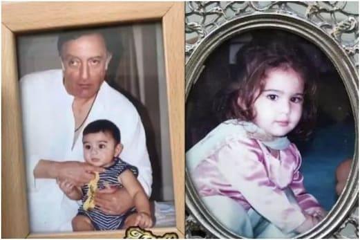 سیف علی خان کی بہن صبا نے کنبہ کی نایاب تصویر شیئر کی ، کچھ اس طرح نظر آئی سارا علی خان