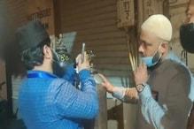 مہاراشٹر میں مسجد کی جانب سے بغیر کسی تفریق کے مریضوں کو دی جا رہی ہے مفت آکسیجن