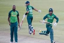 پاکستان کی جنوبی افریقہ کے خلاف آخری گیند پر سنسنی خیز جیت