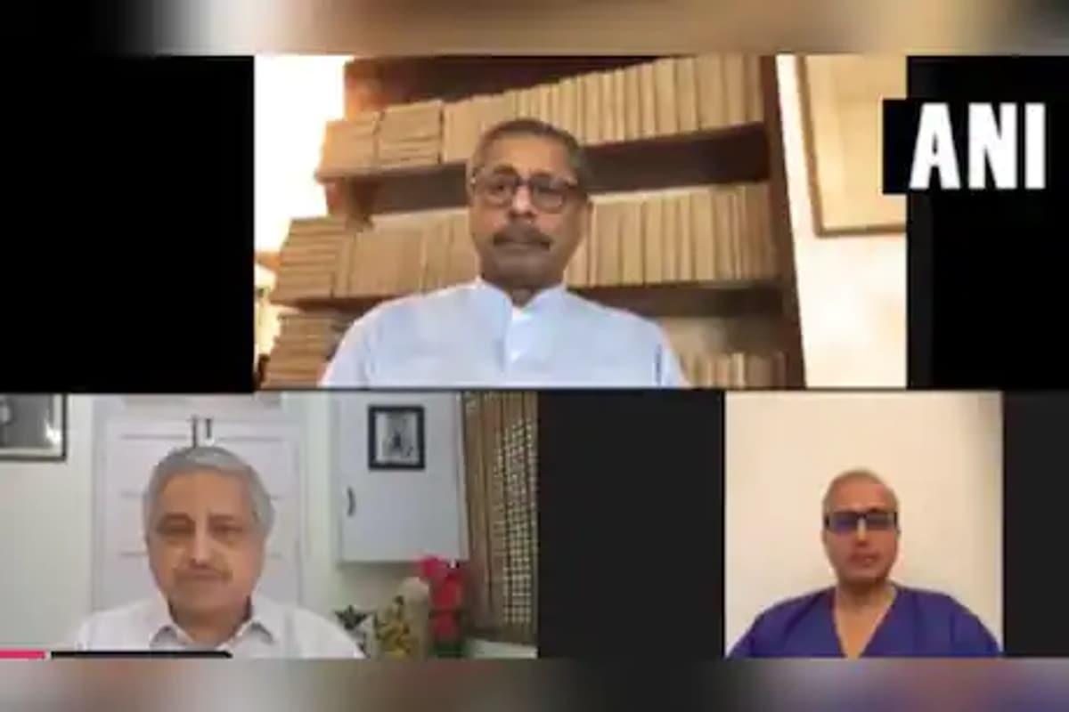 ملک کے تین بڑے ڈاکٹروں نے بتایا کورونا کو کیسے دیں مات ، رمیڈیسیور 'رام بن' نہیں