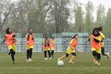 فٹ بال کریز کا کشمیری لڑکیوں کے لیے اہم اقدام، جانیے آخر کیا ہے؟