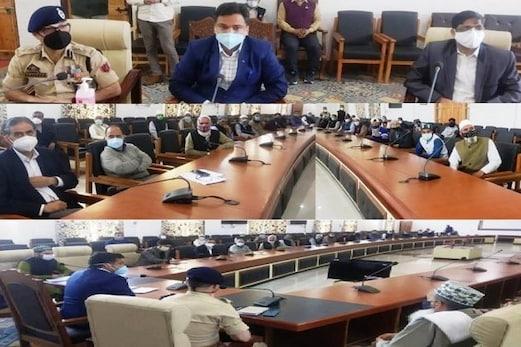 جموں و کشمیر : کورونا وائرس کا قہر جاری ، جی ایم سی اننت ناگ نے معمول کے او پی ڈی کو کیا بند