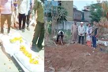 ہندوخاتون کی خواہش، رمضان میں مرجاؤں تو جلانا مت دفن کردینا،  بیٹی نے کرائی آخری رسوم ادا
