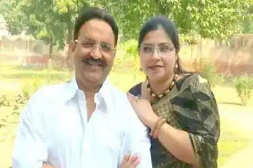 Mukhtar Ansari News: مختار انصاری کی بیوی پہنچی سپریم کورٹ ، کہا : میرے شوہر کا ہوسکتا ہے انکاونٹر
