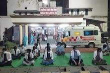 ناگپور میں مریضوں کی سہولت کیلئے ڈاکٹروں کا احتجاج، جلد سہولت فراہم کرنے کا مطالبہ