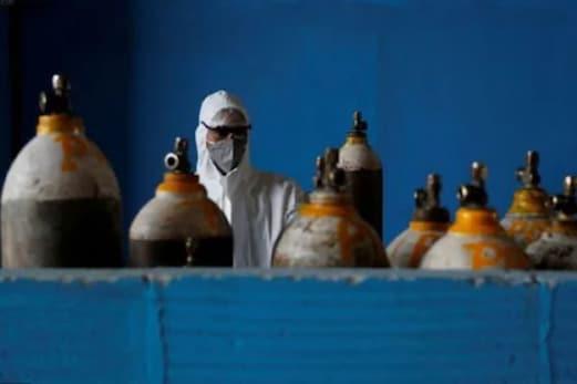 پنجاب : آکسیجن کی کمی سے امرتسر میں کورونا وائرس کے 6 مریضوں کی موت، اہل خانہ نے جم کر کیا ہنگامہ