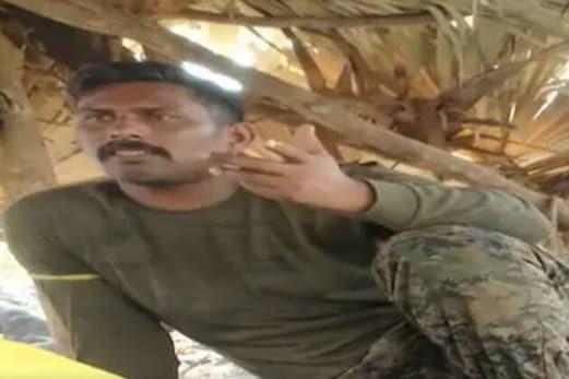 چھتیس گڑھ : نکسلیوں نے یرغمال بنائے گئے سی آر پی ایف جوان راکیشور سنگھ منہاس کو کیا رہا