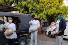 کورونا قہر میں مدد کیلئے بڑھے ہاتھ ، سماجی تنظیموں نے ضرورت مند روزہ داروں کے گھر پہنچایا سامان