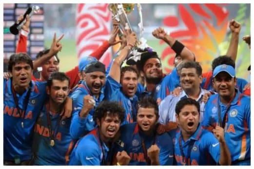 ٹیم انڈیا کی ون ڈے ورلڈ کپ جیت کے 10 سال ہوئے پورے ، سوشل میڈیا پر لوگوں نے خاص طریقہ سے منایا جشن