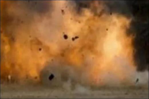 افغانستان کے گیسٹ ہاؤس میں خود کش ٹرک بم دھماکے میں21 لوگوں کی موت،90 دیگر افراد زخمی