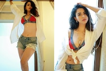 اداکارہ سوندریہ شرما نے شیئر کی انتہائی سیکسی اور بولڈ تصاویر ، فینس کہہ ڈالی ایسی بات