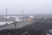 اگلے کچھ گھنٹوں میں مزید خطرناک ہوگا سمندری طوفان توک تائی ، کیرالہ سے گجرات تک الرٹ