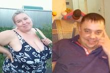 رات کو شراب کے نشے میں شوہر کے منہ پر بیٹھ گئی 101 کلو کی بیوی ، ہوگئی ایسی حالت