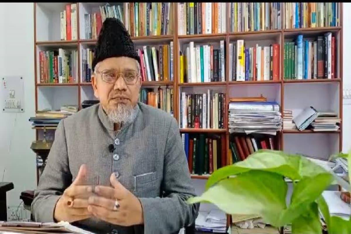 جماعت اسلامی ہند کے قومی نائب امیر پروفیسر محمد سلیم انجیئنر