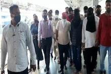 ممبئی ریلوے حدود کے باہر دھندہ کرنے والوں سے ہفتہ وصول کرنے والا ڈان گرفتار