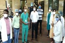 محکمہ صحت کے ملازمین نے کورونا قہر میں بڑھائیں شیوراج حکومت کی مشکلیں