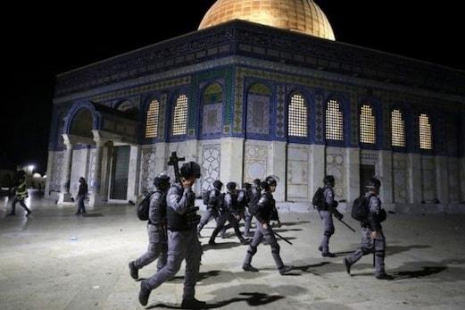 فلسطین اور اسرائیل کے درمیان بڑھی کشیدگی ، جھڑپ میں 163فلسطینی شہری جبکہ 6 اسرائیلی پولیس اہلکار زخمی ، اقوام متحدہ نے دیا انتباہ