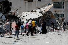 اسرائیل اور حماس کے درمیان جلد سیز فائر کا امکان ، اب تک 67 بچوں سمیت 242 فلسطینی جاں بحق