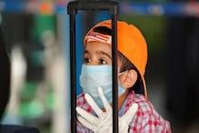 ملک میں تیسری لہر کی آہٹ، دو ریاستوں میں90ہزار بچے کورونا سے متاثر، بڑھی فکر