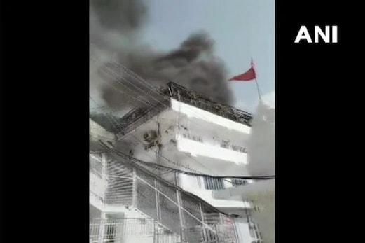 جموں۔کشمیر: ماتاویشنو دیوی بھون کے پاس کیش کاؤنٹر پر لگی بھیانک آگ
