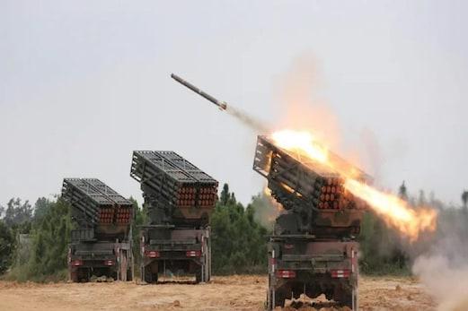 چین کی چال بازی جاری ، ایل اے سی پر جدید ہتھیاروں سے لیس کئے فوجی جوان