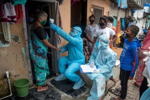 73 دن کے بعد ملک میں کورونا وائرس کے ایکٹو کیسز کی تعداد 8 لاکھ سے نیچے
