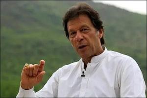 عمران خان نے کہا: ہندوستان کے ساتھ کشمیر کا معاملہ سلجھ جائے تو نیوکلیائی بم کی ضرورت نہیں
