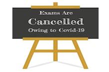 PUC-II Exams Cancelled:کرناٹک کےامتحانات منسوخ،ایس ایس ایل سی کےلیےہوگاصرف MCQٹیسٹ