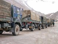 India-China: چین سے مقابلہ کےلئے ہندوستان نےسرحدپر 50ہزار اضافی فوجی جوانوں کی تعیناتی کی