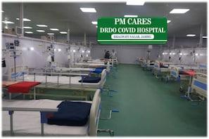 Fight Against Corona:جلدہی100بستروں پرمشتمل 50ماڈیولراسپتال قائمکرنے کامنصوبہ