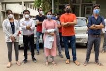 ْJunior Doctors Strike End in MP :جونیئرڈاکٹروں نے ہڑتال ختم کرنےکاکیااعلان