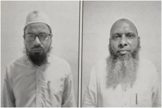 یوپی اے ٹی ایس نے دو عالم دین کو کیا گرفتار، ایک ہزار سے زیادہ ہندووں کا مذہب تبدیل کرانے کا الزام