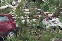 مدھیہ پردیش : بھوپال میں آندھی اور بارش سے بھاری تباہی، ایک شخص کی موت ، سات زخمی