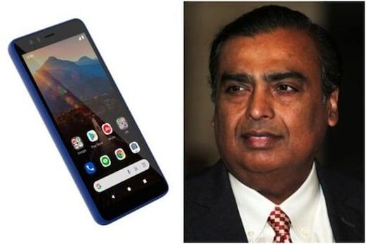 Reliance AGM 2021: جیو اور گوگل لائے نیا اسمارٹ فون جیو فون نیکسٹ ، 10 ستمبر سے بازار میں ملے گا
